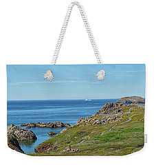 View From Bonavista Weekender Tote Bag