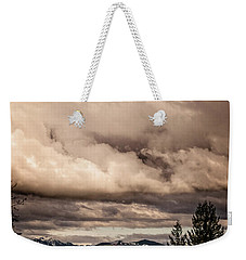 View From Flicka Farm Weekender Tote Bag