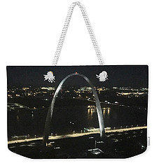 View From Higher Up Weekender Tote Bag
