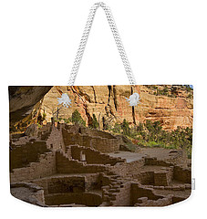 View From Inside Weekender Tote Bag