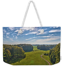 View From Lilac Mountain Weekender Tote Bag