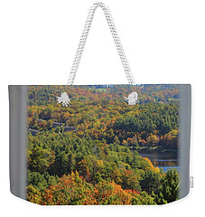 View From Moses Cone 2014b Weekender Tote Bag