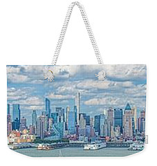 View From New Jersey 2 Weekender Tote Bag