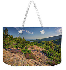 View From South Bubble Weekender Tote Bag by Rick Berk