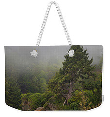View From The Beach Weekender Tote Bag by Mark Alder