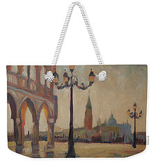 View From The Doge Palace Weekender Tote Bag