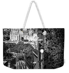 View From The Hill Weekender Tote Bag