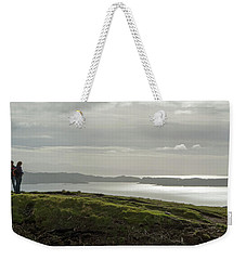 View From The Old Man Of Storr, Isle Of Skye, Uk Weekender Tote Bag by Dubi Roman