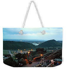 View From The Top 2 Weekender Tote Bag by Kelly Awad