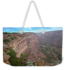 View From The Top Weekender Tote Bag by Anne Rodkin