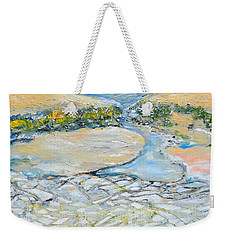 View From The Top Weekender Tote Bag by Evelina Popilian
