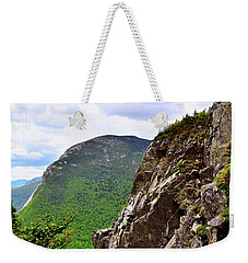 View Of Cannon Mountain Weekender Tote Bag