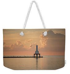 View Of Heaven Weekender Tote Bag