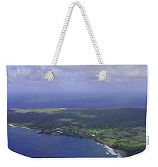 View Of Kaulapapa Weekender Tote Bag