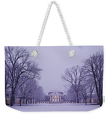 View Of The University Of Virginias Weekender Tote Bag