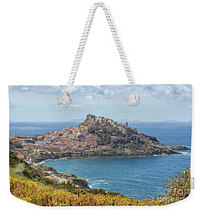 View On Castelsardo Weekender Tote Bag