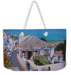 View On Obidos Weekender Tote Bag