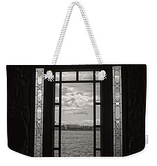 View Thru The Door Weekender Tote Bag