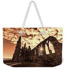 View To A Thrill Weekender Tote Bag by Anthony Baatz