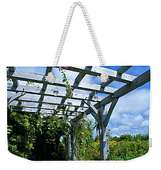View To The Sky Weekender Tote Bag