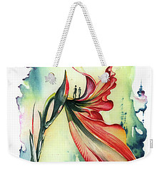 Viewpoint Weekender Tote Bag