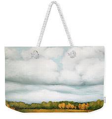 Viewpoint Weekender Tote Bag by Inese Poga