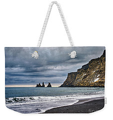 Vik Winter Wonderland Beach Weekender Tote Bag
