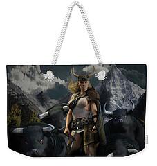 Viking Gefjon Weekender Tote Bag