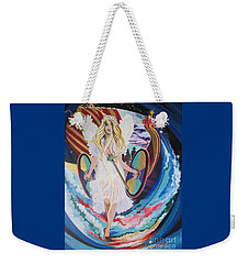 Viking Goddess Arrives In Egypt Weekender Tote Bag