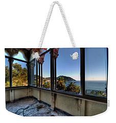 Villa Of Windows On The Sea - Villa Delle Finestre Sul Mare II Weekender Tote Bag