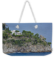 Villa Owned By Sophia Loren On The Amalfi Coast In Italy Weekender Tote Bag