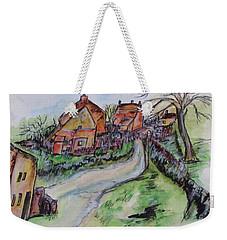 Village Back Street Weekender Tote Bag