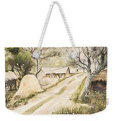 Village Freshness Weekender Tote Bag