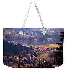 Village Of Lokve In Gorski Kotar  Weekender Tote Bag