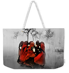 Village Women 01 Weekender Tote Bag