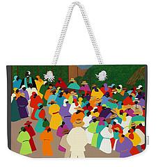 Ville Bonheur Weekender Tote Bag