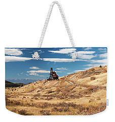 Vindicator Valley Mine Trail Weekender Tote Bag