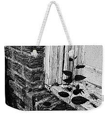 Vine, Monochrome Weekender Tote Bag
