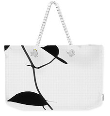 Vine Shadow Weekender Tote Bag