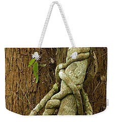 Weekender Tote Bag featuring the photograph Vine by Werner Padarin