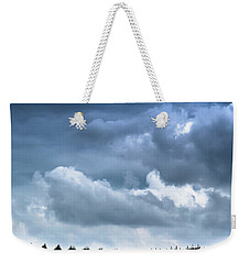Vineyard 01 Weekender Tote Bag by Edgar Laureano