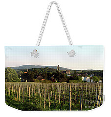 Vineyard In Austria Weekender Tote Bag