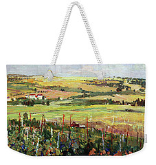 Vineyards Of Tristo Weekender Tote Bag