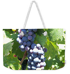 Vino On The Way Weekender Tote Bag