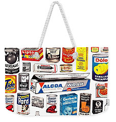Vintage American Brands Weekender Tote Bag