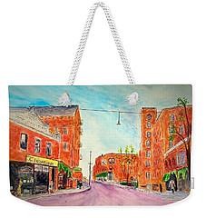 Vintage Amesbury Weekender Tote Bag