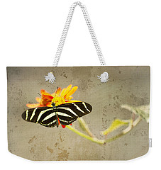 Vintage Butterfly Weekender Tote Bag by Melanie Alexandra Price