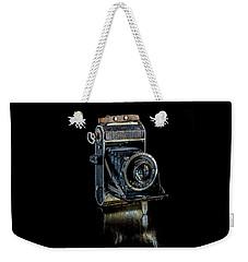 Vintage Camera  Weekender Tote Bag