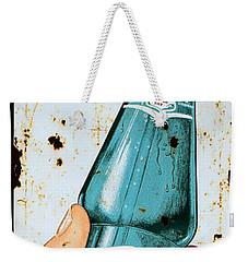 Vintage Canada Dry Sign Weekender Tote Bag