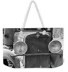 Vintage Chevrolet Weekender Tote Bag
